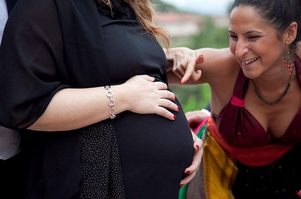Últimos días de embarazo... ¡¡¡Esperando la llegada de Martina!!!