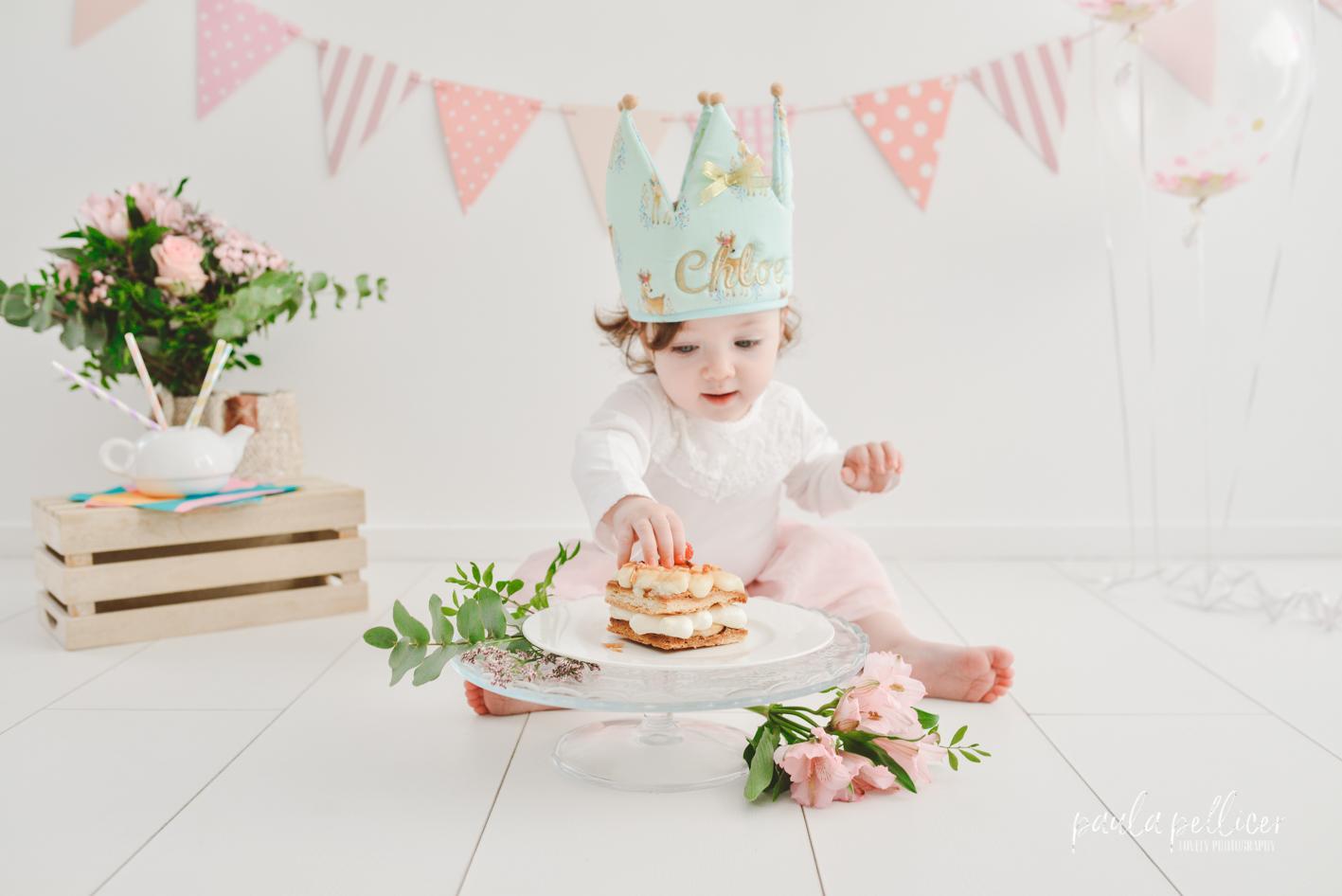 SMASH THE CAKE: CHLOE Y GINA