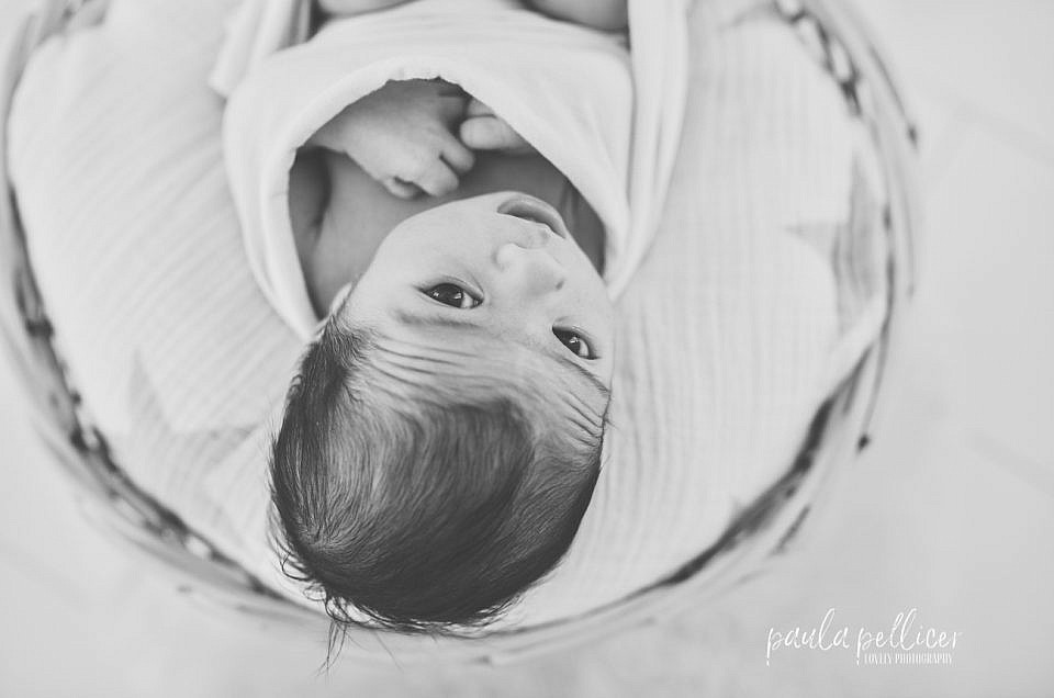 PAU: Fotografía Newborn Barcelona - Sant Cugat