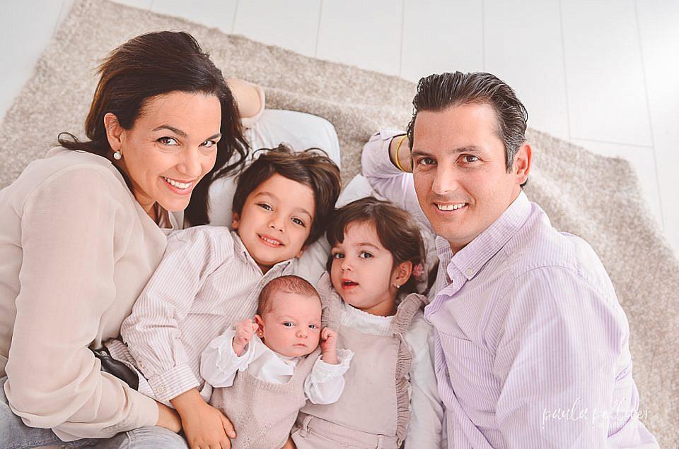 LA FAMILIA CRECE, FOTOGRAFIA DE EMBARAZO Y NEWBORN: JAN, DANIELA Y JÚLIA