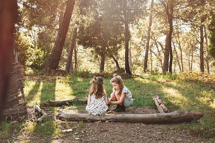 fotografia estudio barcelona bosque