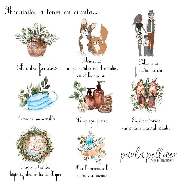 PRINCIPALES MEDIDAS DE SEGURIDAD COVID EN MI ESTUDIO DE FOTOGRAFIA