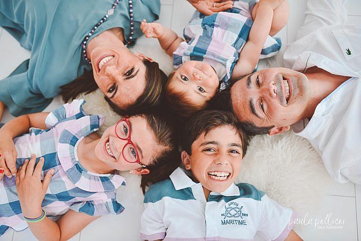 fotografia familia barcelona