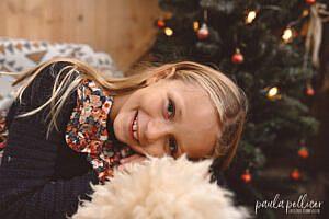 MEJOR Sesión Fotos de Navidad en Barcelona 2021 niños reportaje SANT CUGAT