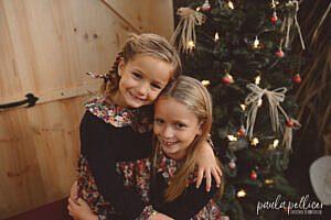 Sesion Fotos Navidad fotografo Barcelona 2021 niños